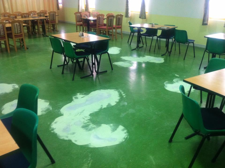 zeleni sanacija epoxi podova